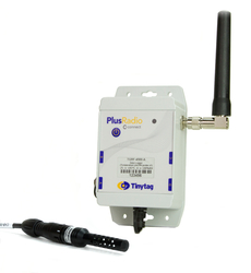 TGRF-4500 Tinytag Plus Radio temperature and relative humidity data logger with temp/rh probe
