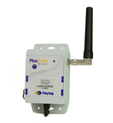 TGRF-4703 Tinytag Plus Radio single input low voltage data logger with input lead