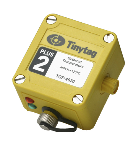 Tinytag Plus 2 temperature data logger for thermistor probe - TGP-4020