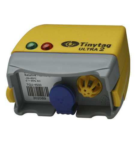 TGU-4500 - Tinytag Ultra 2 temperature/RH data logger - base