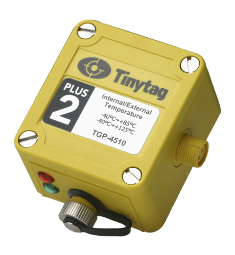 TGP-4510 Tinytag Plus 2 dual channel temperature data logger for thermistor probe