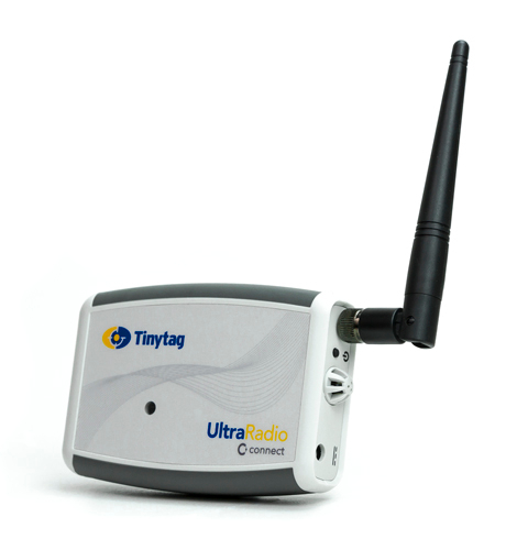 TR-3500 Tinytag Ultra Radio temperature and relative humidity data logger
