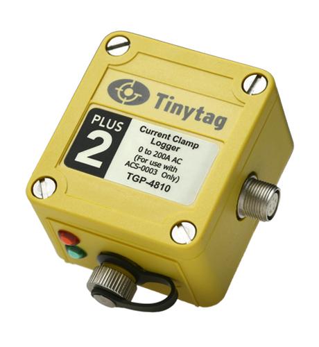 TGP-4810 Tinytag Plus 2 current clamp data logger