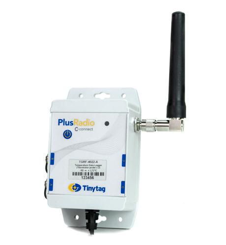 TGRF-4022 Tinytag Plus Radio temperature data logger for two thermistor probes