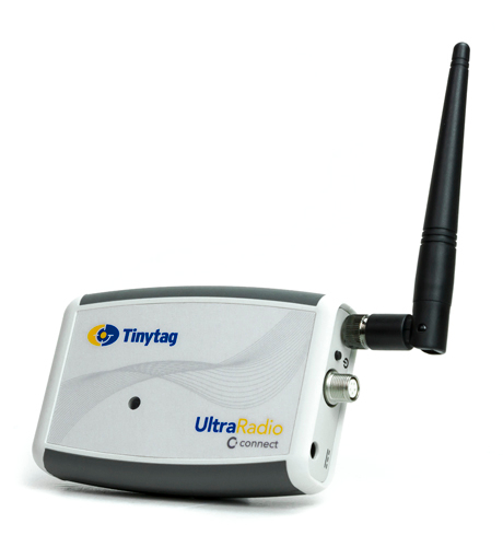 TR-3201 Tinytag Ultra Radio low temperature data logger for PT1000 probe