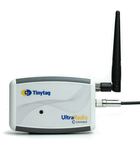 TR-3201 Tinytag Ultra Radio low temperature data logger and PT1000 probe