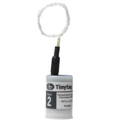 TK-4023-PK Tinytag Talk 2 temperature data logger with flexible thermistor probe attached