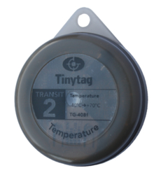TG-4081 Tinytag Transit 2 grey temperature data logger - singular view