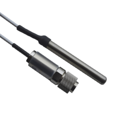 Flat cable thermistor probe with 3m cable for Tinytag data loggers