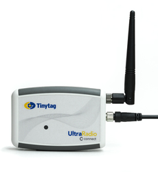 TR-3804 Tinytag Ultra Radio current data logger - front