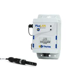 TE-4500 Tinytag Plus LAN Ethemet data logger with temperature humidity probe
