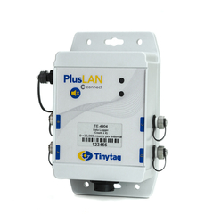 TE-4904 Tinytag Plus LAN Ethernet 4 channel count data logger