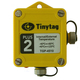 TGP-4510 Tinytag Plus 2 internal/external temperature data logger - top view