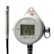 TV-4506 Tinytag View 2 grey temperature and relative humidity data logger with digital display and attached temp/RH probe