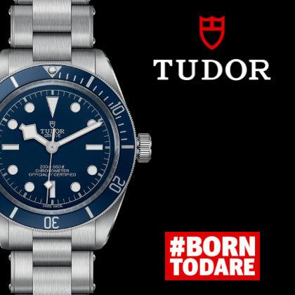 Tudor Black Bay Fifty Eight Navy