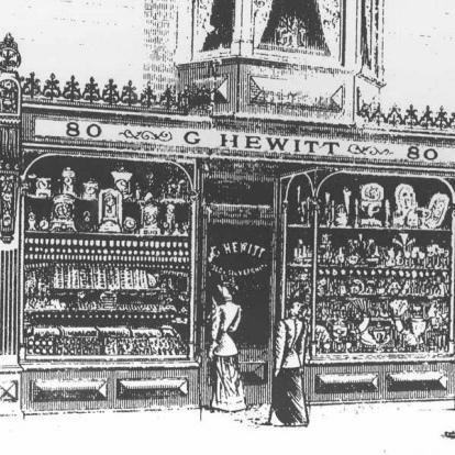 Original Shop Painting