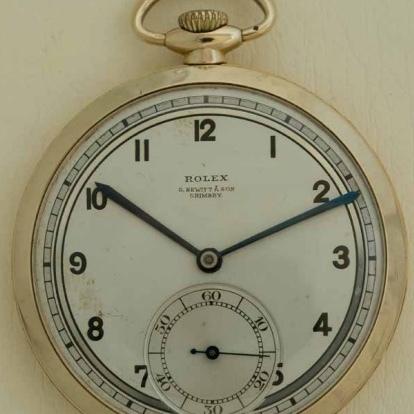 Rolex, Hewitt Pocket Watch