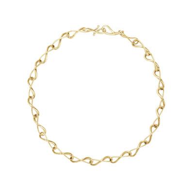 10013691 Infinity Necklace 1573 Yg Diamond Jpg Max 3000X3000 460322