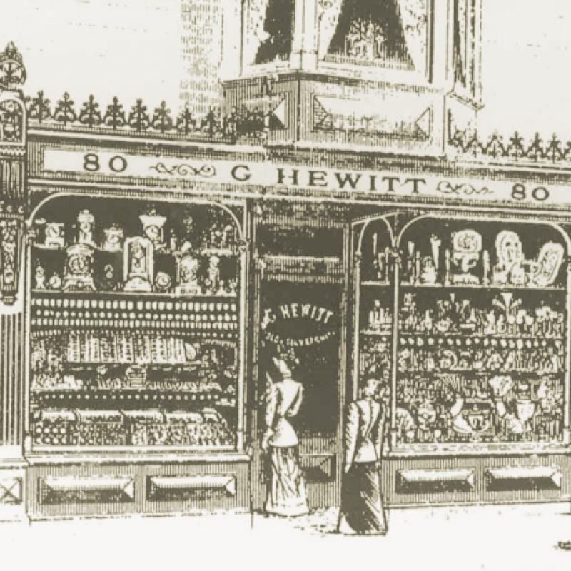 Ghewitt Show 100 years ago