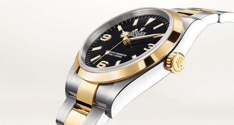 2021 New Rolex Watches at G.Hewitt banner