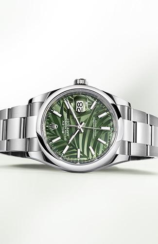 Datejust Rolex Watch photo