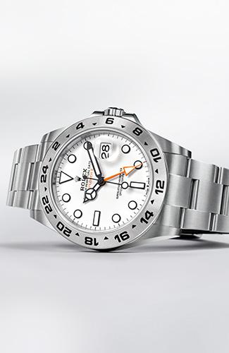 Explorer 2 Rolex Watch photo