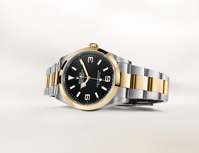 Explorer Rolex Watch photo