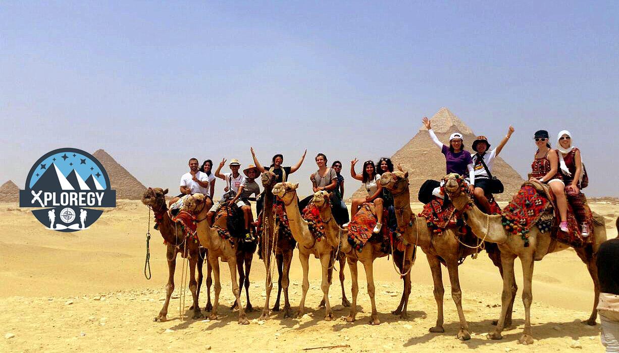 Explore & Promote Tourism in Egypt - XplorEgy SDG#8