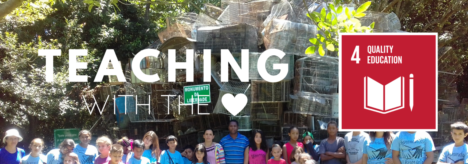 Teach language for children in social vulnerability X4Change