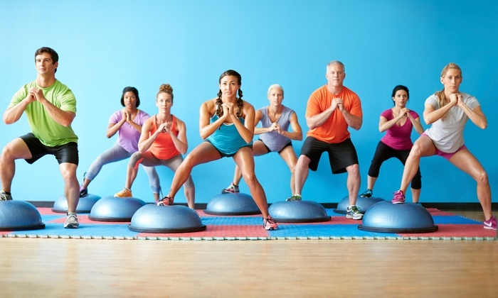 Fitness Instructor - Enliven Egypt Cairo SDG#3GV