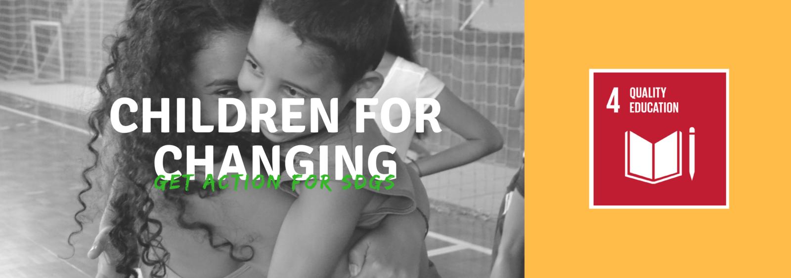 Impact children in Social vulnerability through SDGs [GM]