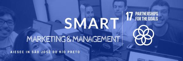 SMART - Volunteer in Digital Marketing