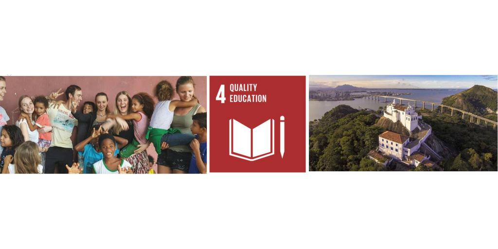 [Gira Mundo] Global Goals awareness for Kids - October 1st