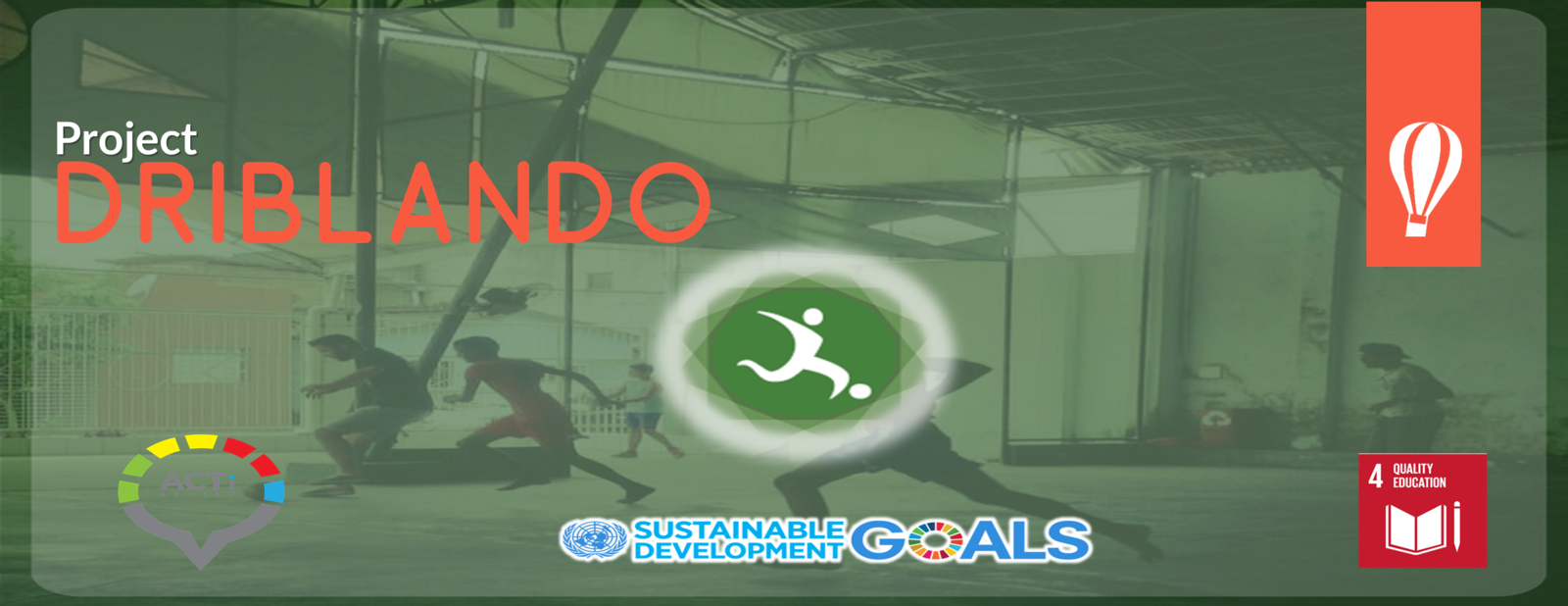 Driblando | Sports and Collaboration | December 10th
