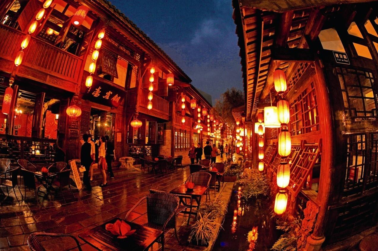 Dare to Dream - Chengdu