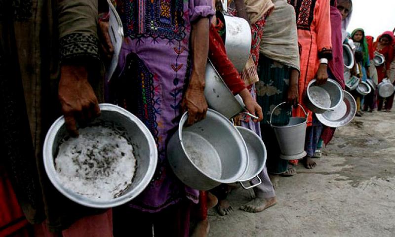 Preparing & Distributing food in Egypt - Zero Hunger Goal #2
