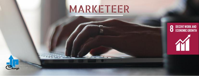 Marketing coordinator l Marketeer