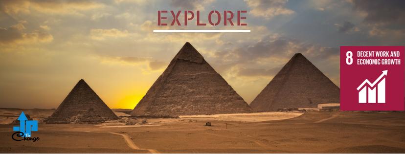 Promoting tourism l Explore Egypt