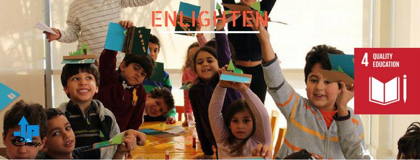 Kids Teacher l Enlighten