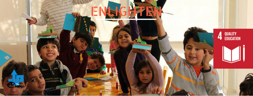 Kids Teacher l Enlighten #SDG4