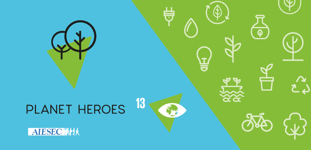 Planet Heroes in Brazil - Help save our Planet!
