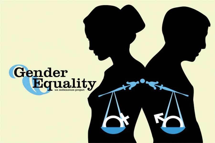 HER   for gender equality