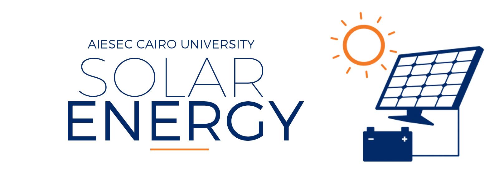 Solar Energy Opportunity in Egypt