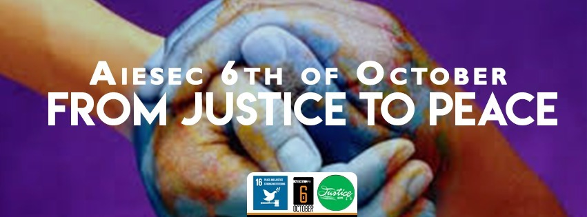 Justice - Practice law for peace and Strong Institution