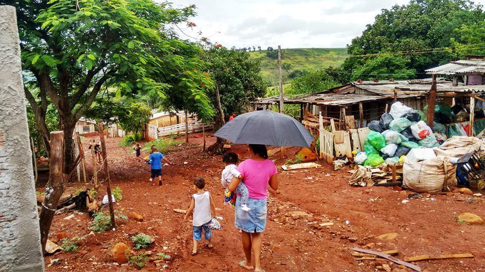 Nós - Occupancy Vila Feliz in BRAZIL