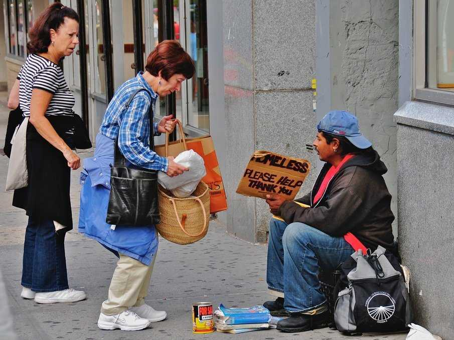 Homeless Shelters - No Poverty