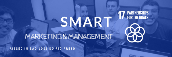 SMART - Digital Marketing and Management in blind people NGO
