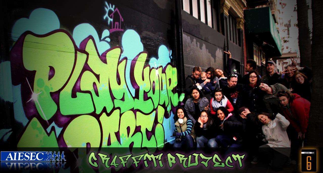 Graffiti Designer - Spreading Happiness