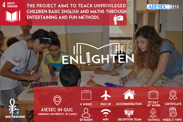 Orphans Teaching #SDG4