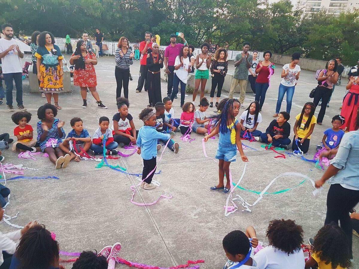 Nós Project - racial equality - Sorocaba, São Paulo